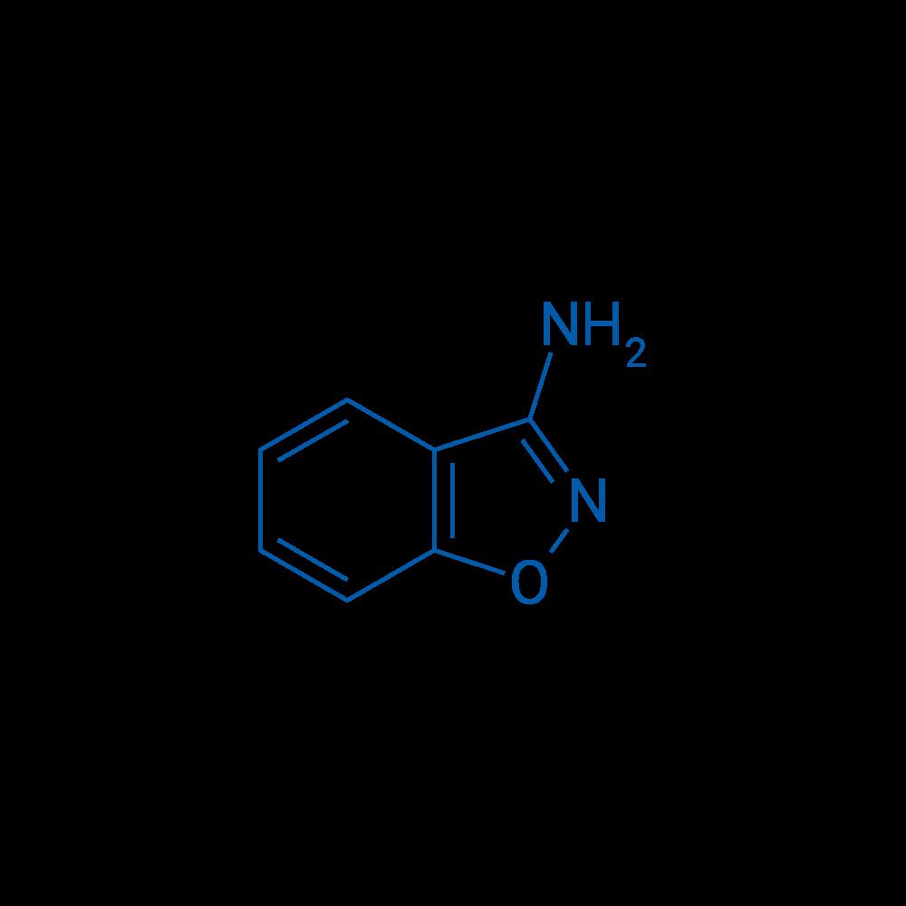 Benzo[d]isoxazol-3-amine