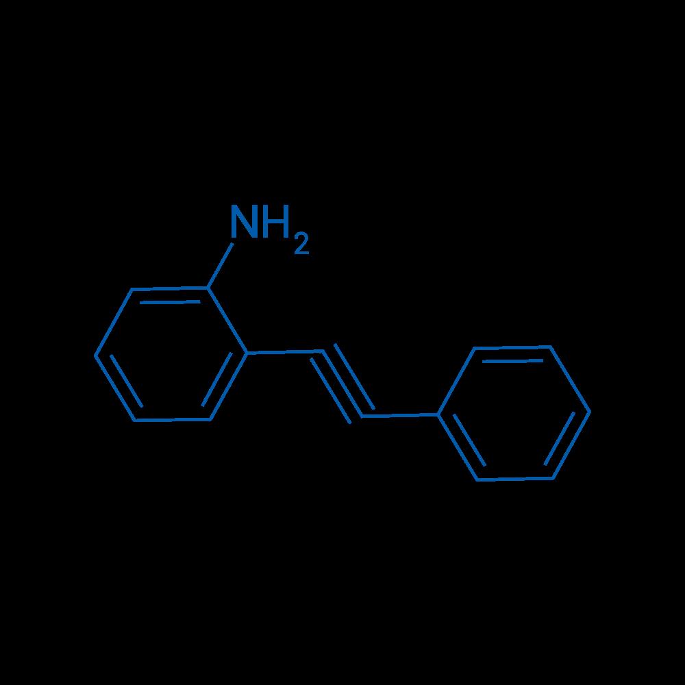 2-Phenylethynyl-phenylamine