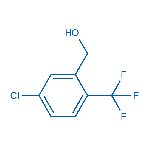 (5-Chloro-2-(trifluoromethyl)phenyl)methanol
