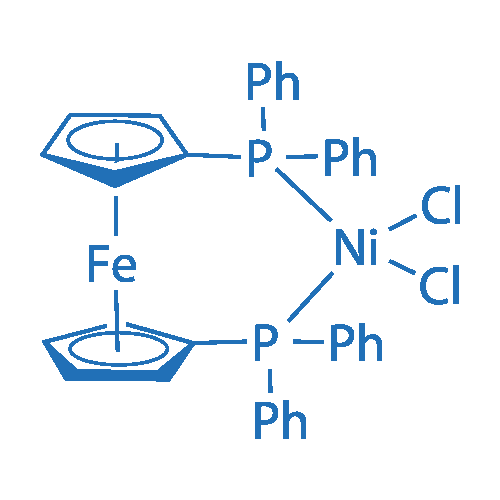 [1,1'-Bis(diphenylphosphino)ferrocene]dichloronickel(II)