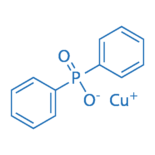 Copper(I) diphenylphosphinate
