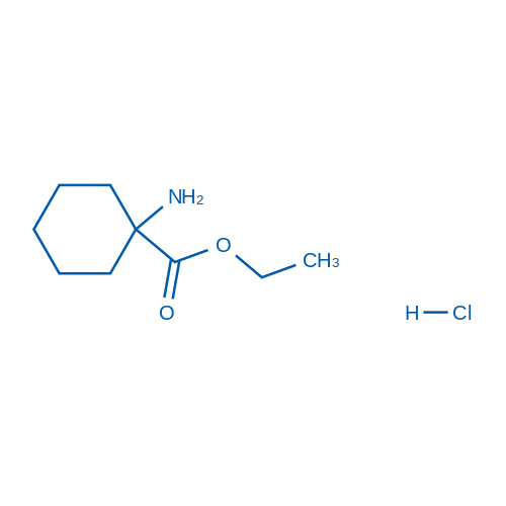 Ethyl 1-aminocyclohexanecarboxylate hydrochloride