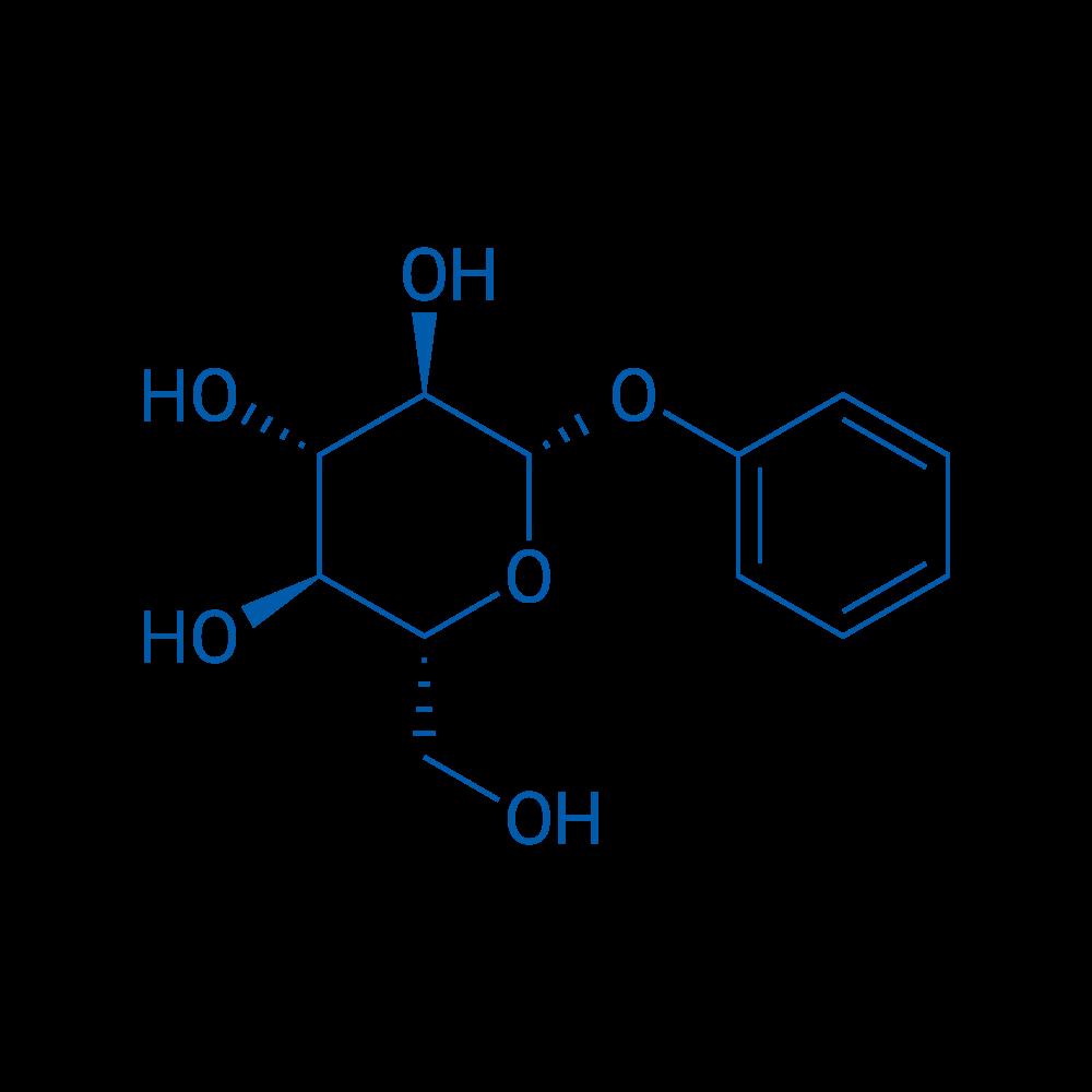 Phenyl beta-D-Glucopyranoside
