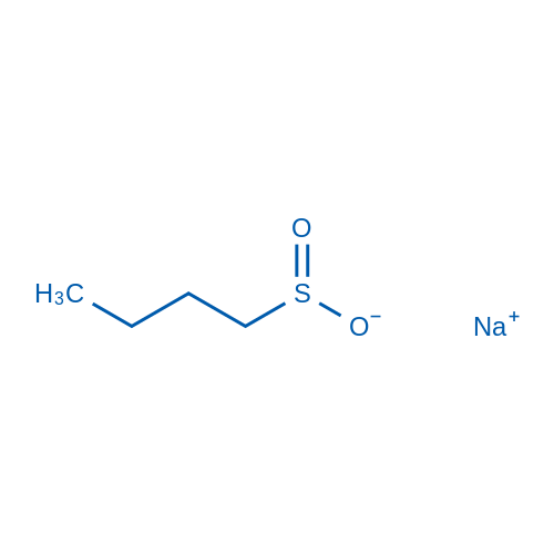 N-Butanesulfinic acid sodium salt
