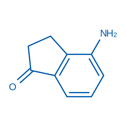 4-Amino-2,3-dihydro-1H-inden-1-one