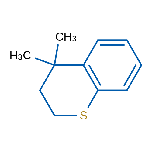 4,4-Dimethylthiochroman