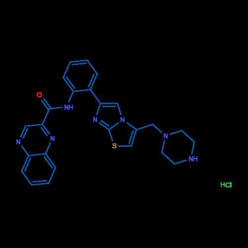 SRT1720Hydrochloride
