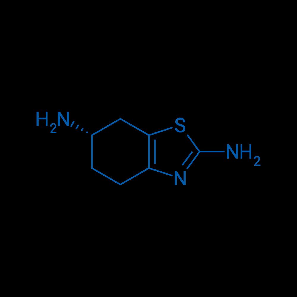(S)-(-)-2,6-Diamino-4,5,6,7-tetrahydrobenzothiazole