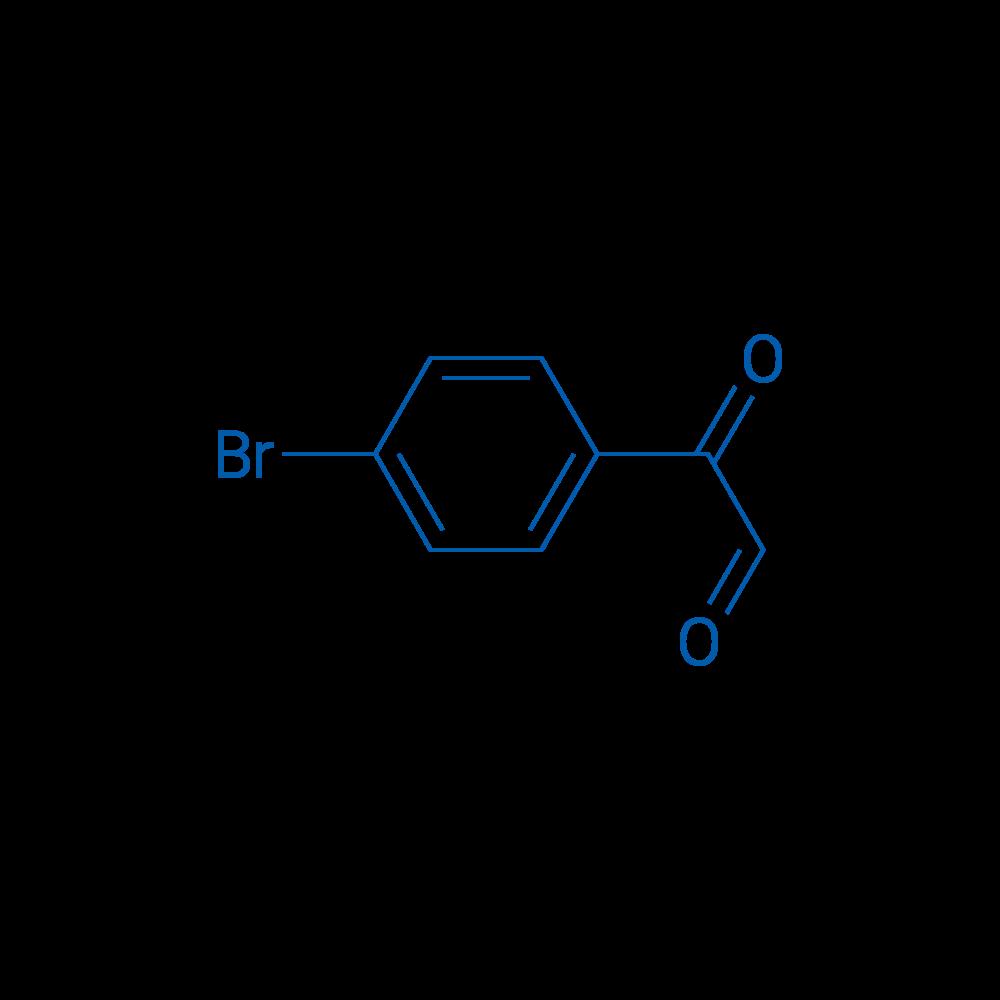 2-(4-Bromophenyl)-2-oxoacetaldehyde