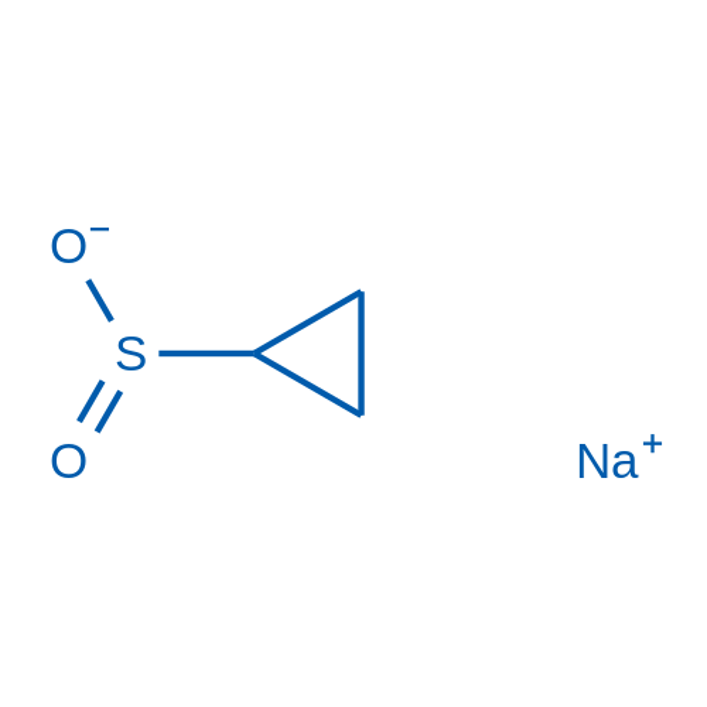 Cyclopropanesulfinic acid sodium salt