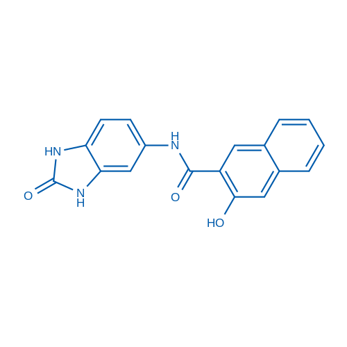 3-Hydroxy-N-(2-oxo-2,3-dihydro-1H-benzo[d]imidazol-5-yl)-2-naphthamide