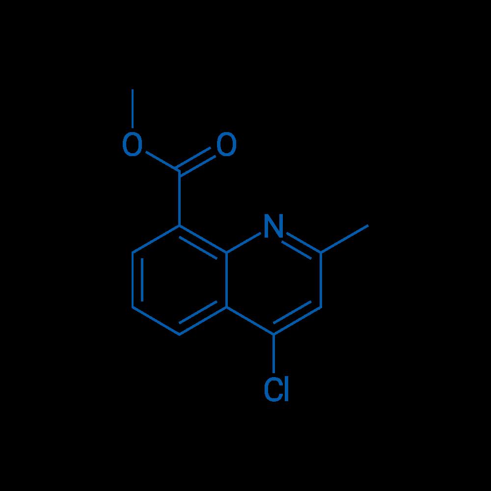 Methyl 4-chloro-2-methylquinoline-8-carboxylate