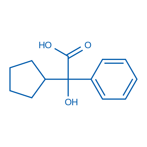 alpha-Cyclopentylmandelic Acid