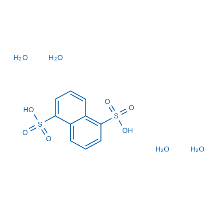 Naphthalene-1,5-disulfonic acid tetrahydrate