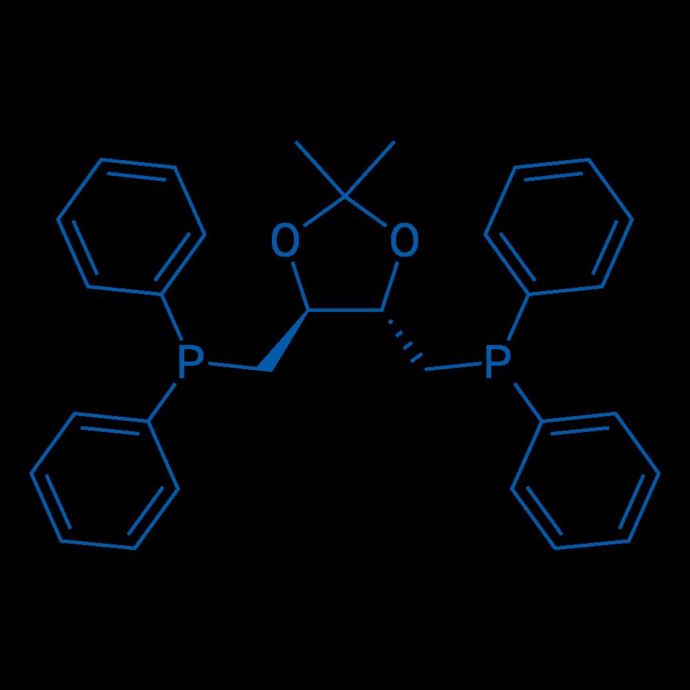(((4S,5S)-2,2-Dimethyl-1,3-dioxolane-4,5-diyl)bis(methylene))bis(diphenylphosphine)