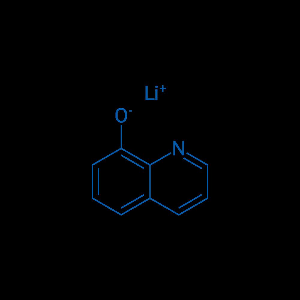 Lithium quinolin-8-olate