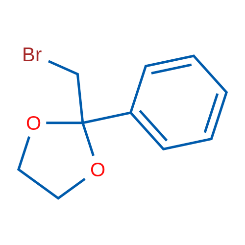 2-(Bromomethyl)-2-phenyl-1,3-dioxolane