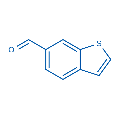 Benzo[b]thiophene-6-carbaldehyde