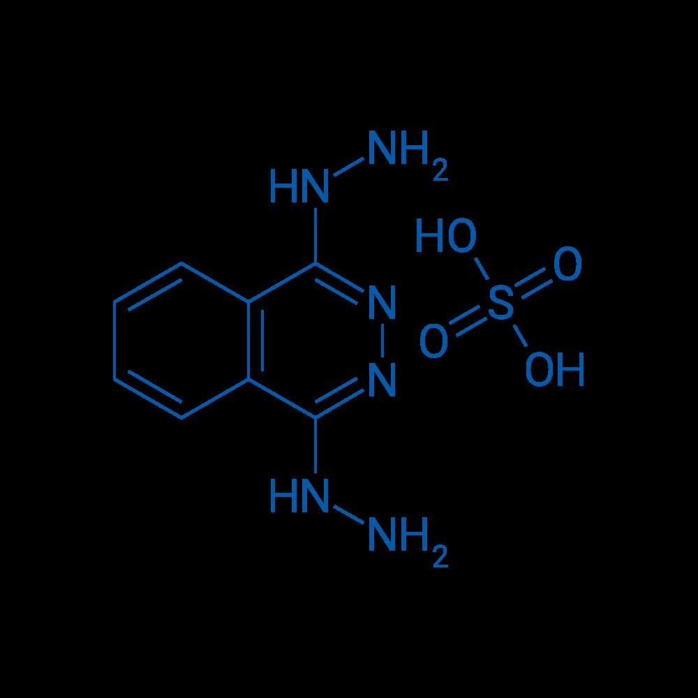 1,4-Dihydrazinylphthalazine sulfate