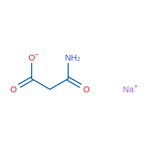 Sodium 3-amino-3-oxopropanoate