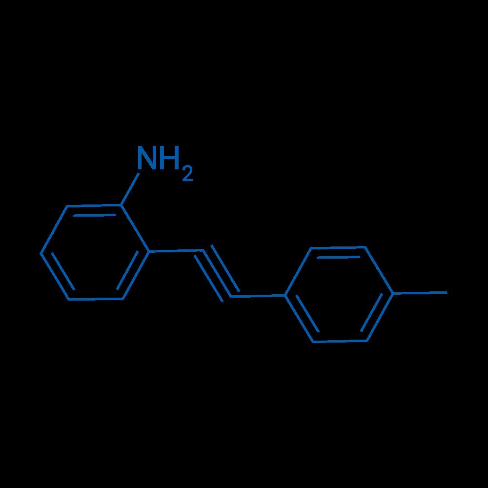 2-(p-Tolylethynyl)aniline