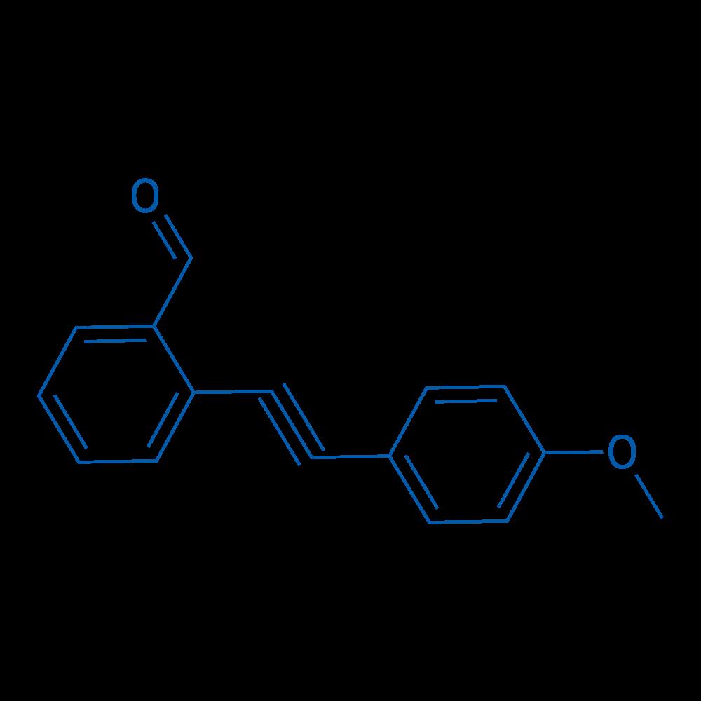 2-((4-Methoxyphenyl)ethynyl)benzaldehyde