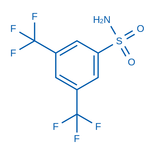 3,5-Bis(trifluoromethyl)benzenesulfonamide