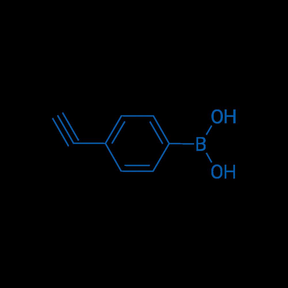 (4-Ethynylphenyl)boronic acid