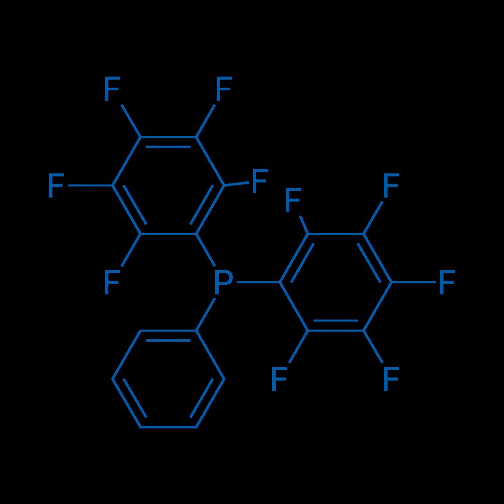 Bis(perfluorophenyl)(phenyl)phosphine