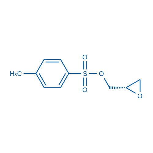 (s)-(+)-oxirane-2-methanol p-toluenesulfonate