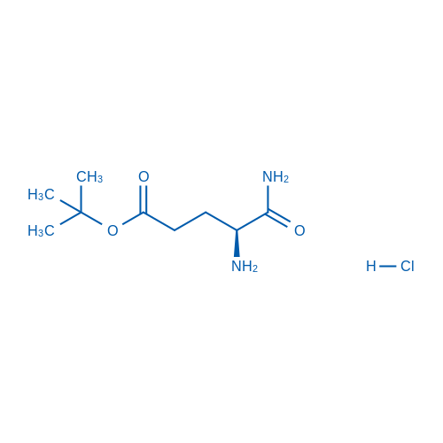 H-Glu(OtBu)-NH2.HCl
