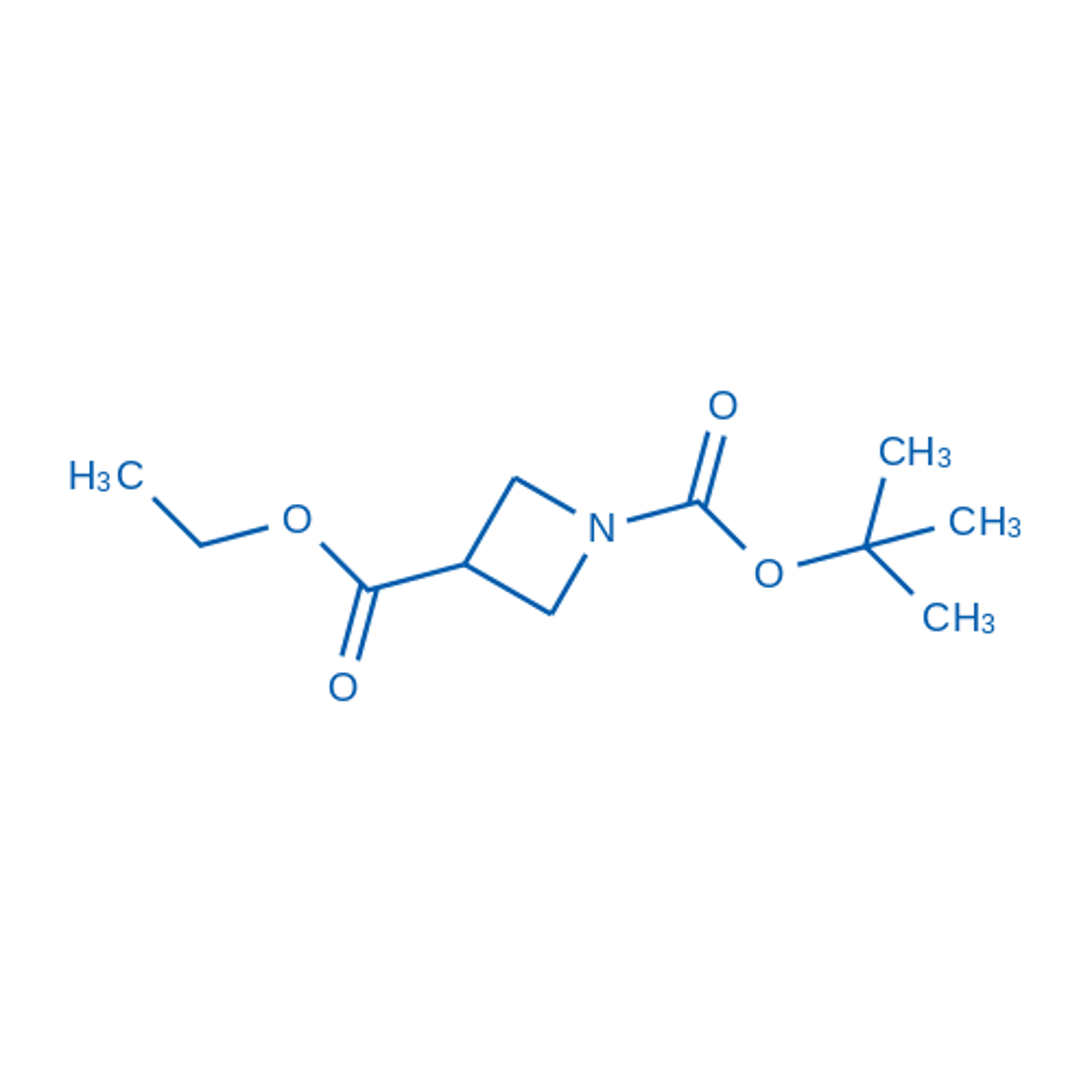 1-tert-Butyl 3-ethyl azetidine-1,3-dicarboxylate