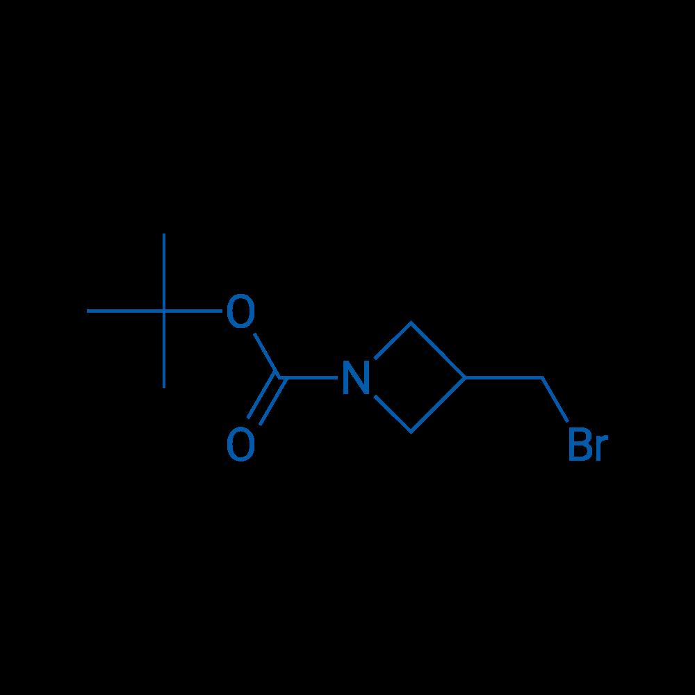 tert-Butyl 3-(bromomethyl)azetidine-1-carboxylate