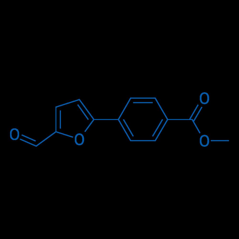 Methyl 4-(5-formylfuran-2-yl)benzoate