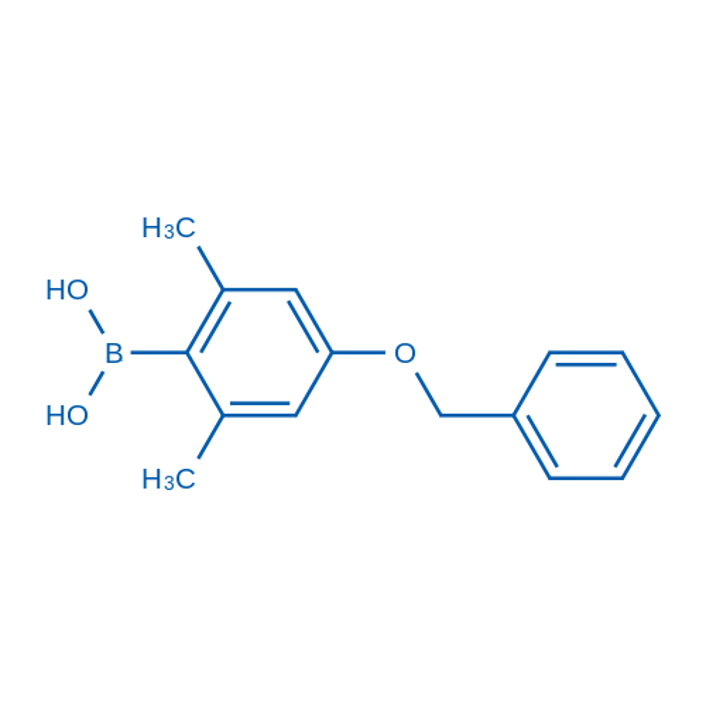 (4-(Benzyloxy)-2,6-dimethylphenyl)boronic acid