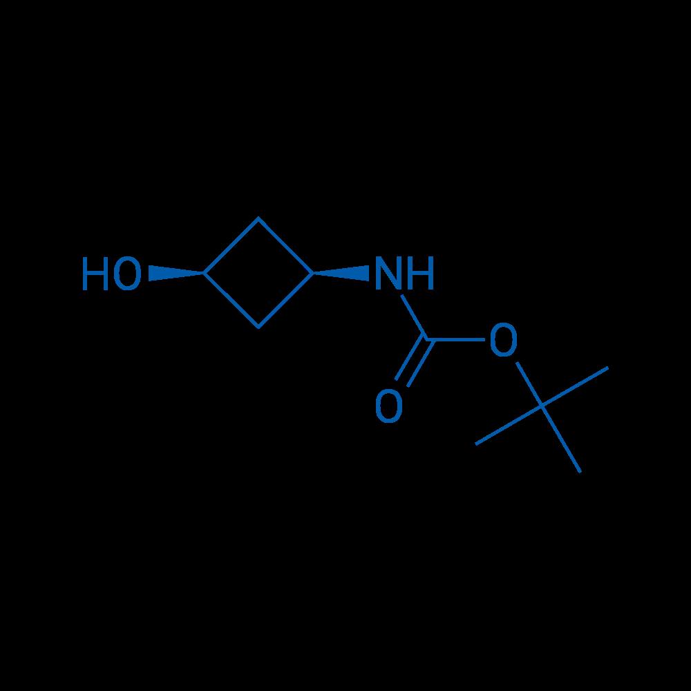 tert-Butyl (cis-3-hydroxycyclobutyl)carbamate