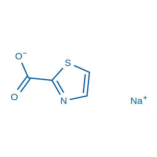 Sodium thiazole-2-carboxylate