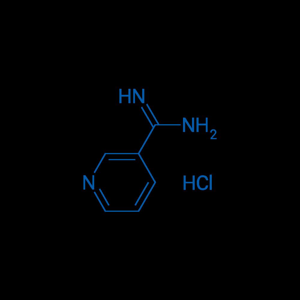 Nicotinimidamide hydrochloride