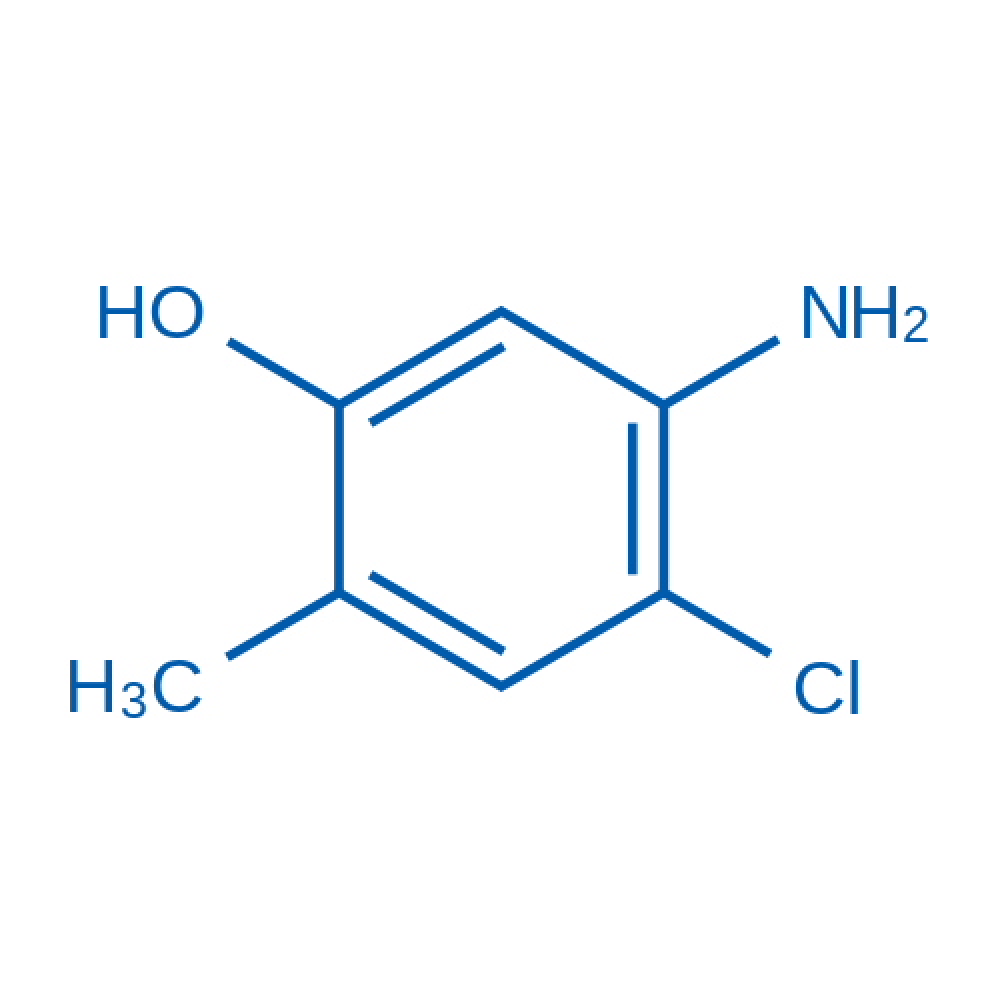 5-Amino-4-chloro-2-methylphenol