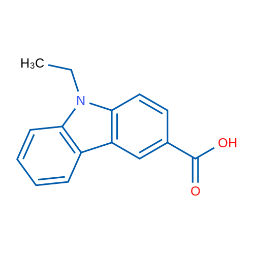 9-Ethyl-9H-carbazole-3-carboxylic acid