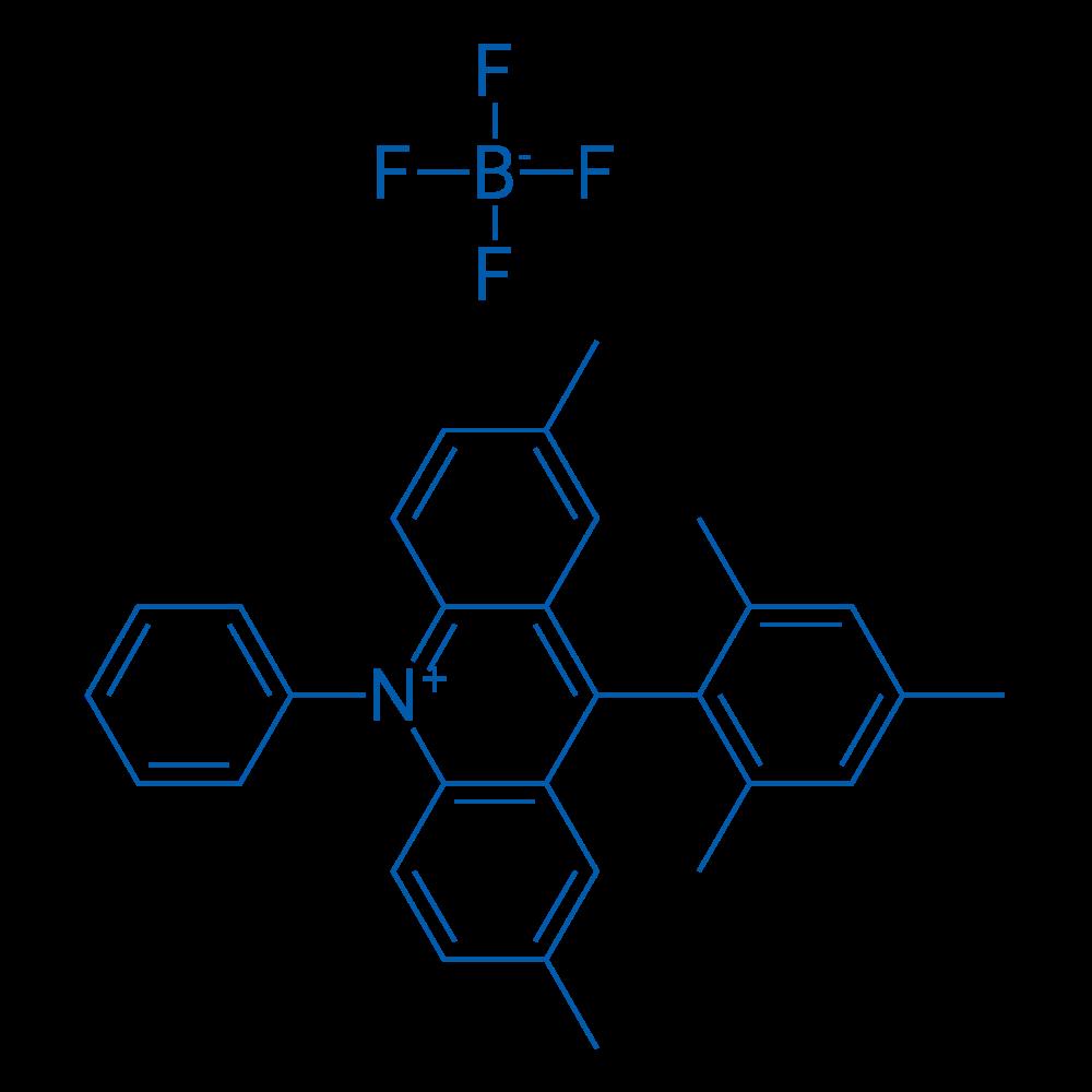 9-Mesityl-2,7-dimethyl-10-phenylacridin-10-ium tetrafluoroborate