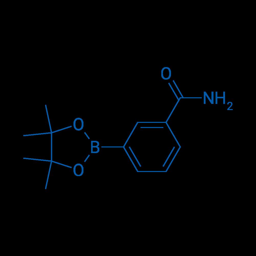 3-(4,4,5,5-Tetramethyl-1,3,2-dioxaborolan-2-yl)benzamide