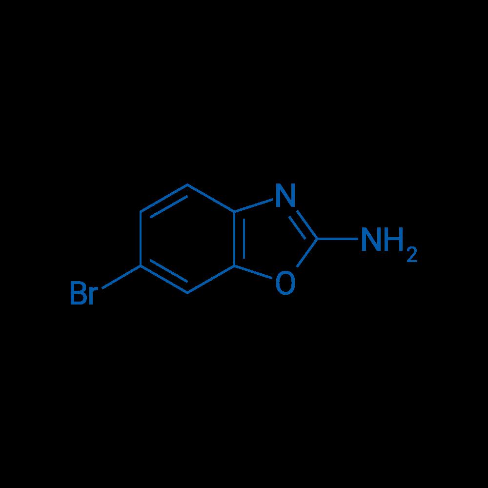 2-Amino-6-bromobenzoxazole