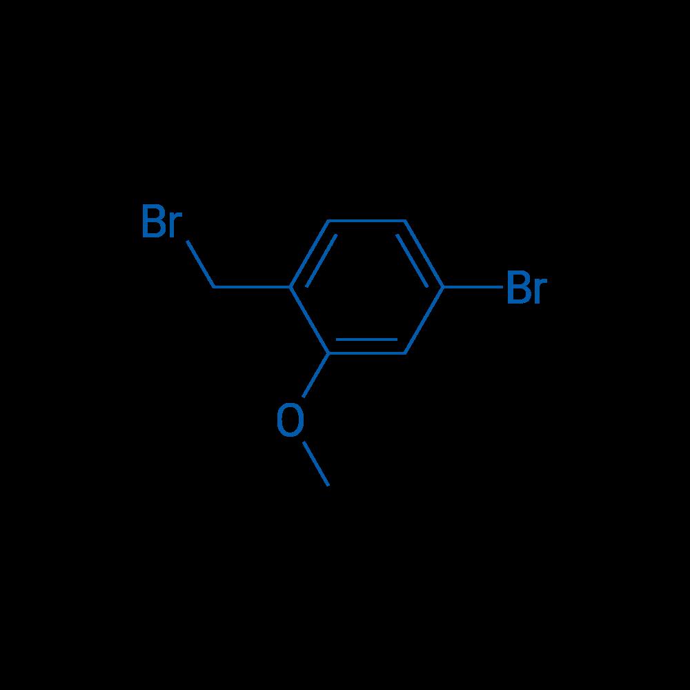 4-Bromo-1-(bromomethyl)-2-methoxybenzene