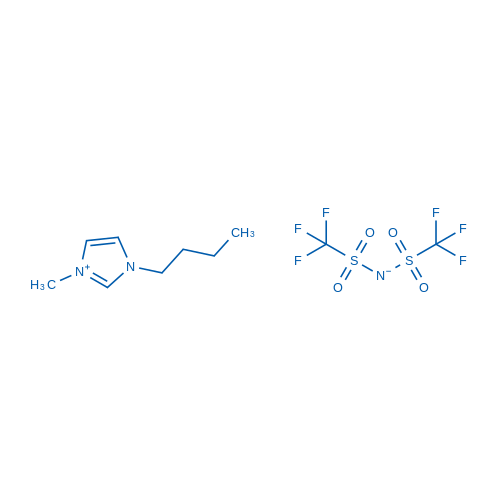 1-Butyl-3-methyl-1H-imidazol-3-ium bis((trifluoromethyl)sulfonyl)amide