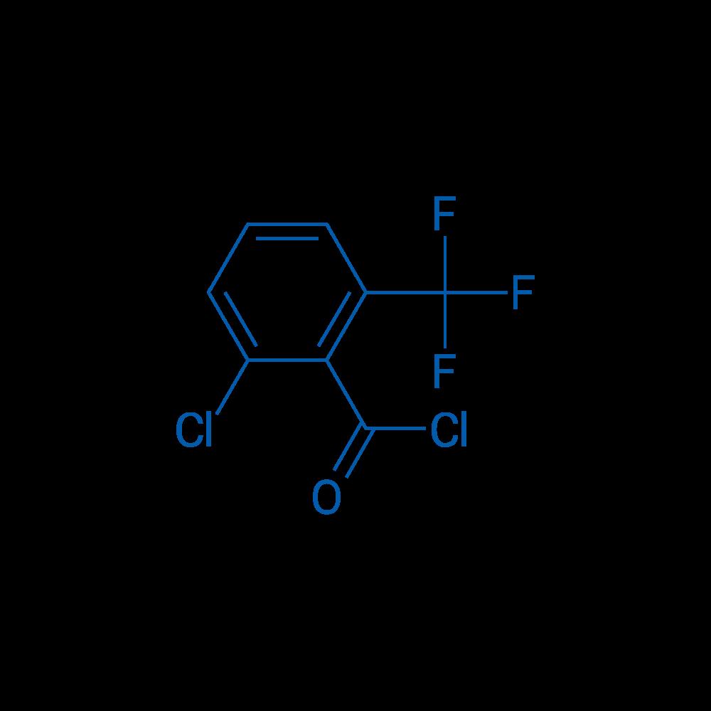 2-Chloro-6-(trifluoromethyl)benzoyl chloride
