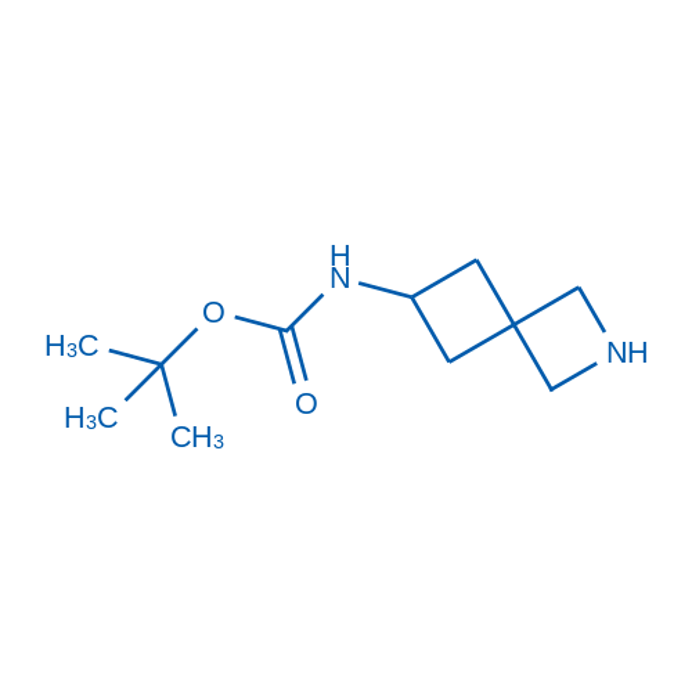 tert-Butyl 2-azaspiro[3.3]heptan-6-ylcarbamate
