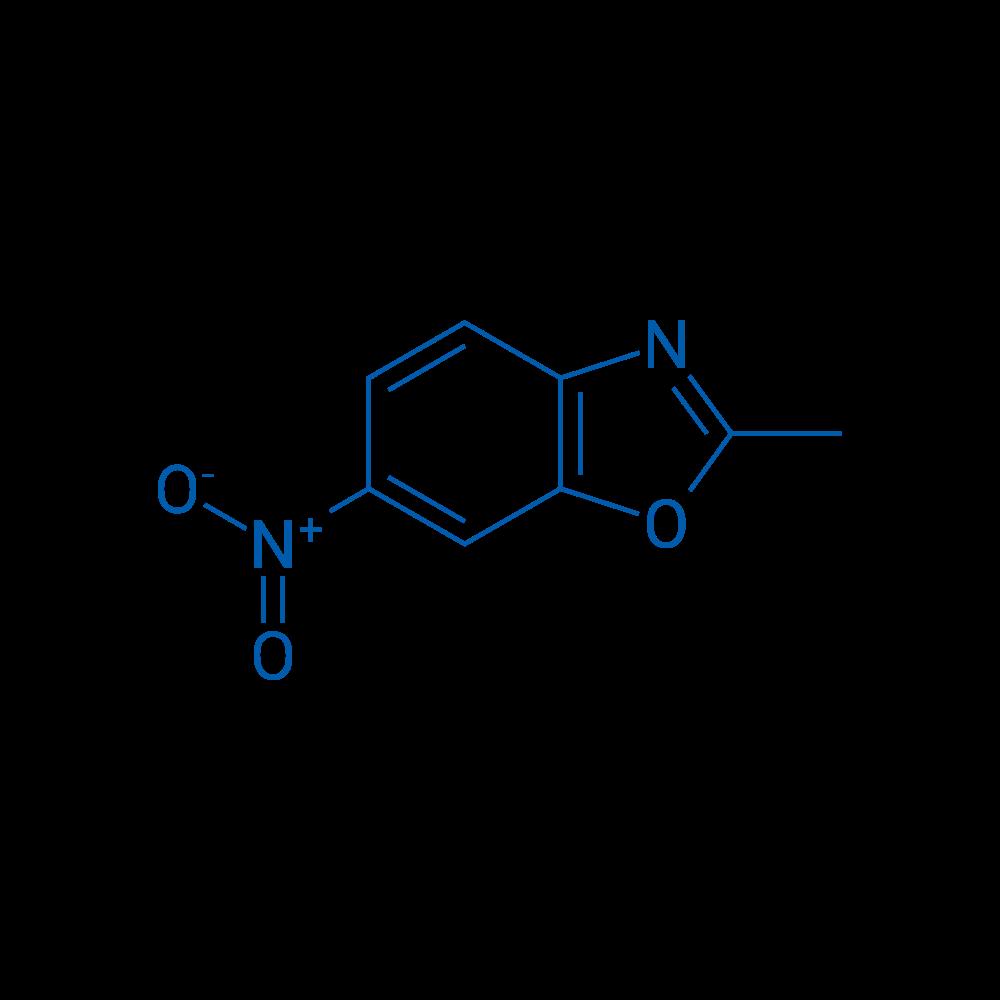 2-Methyl-6-nitro-1,3-benzoxazole
