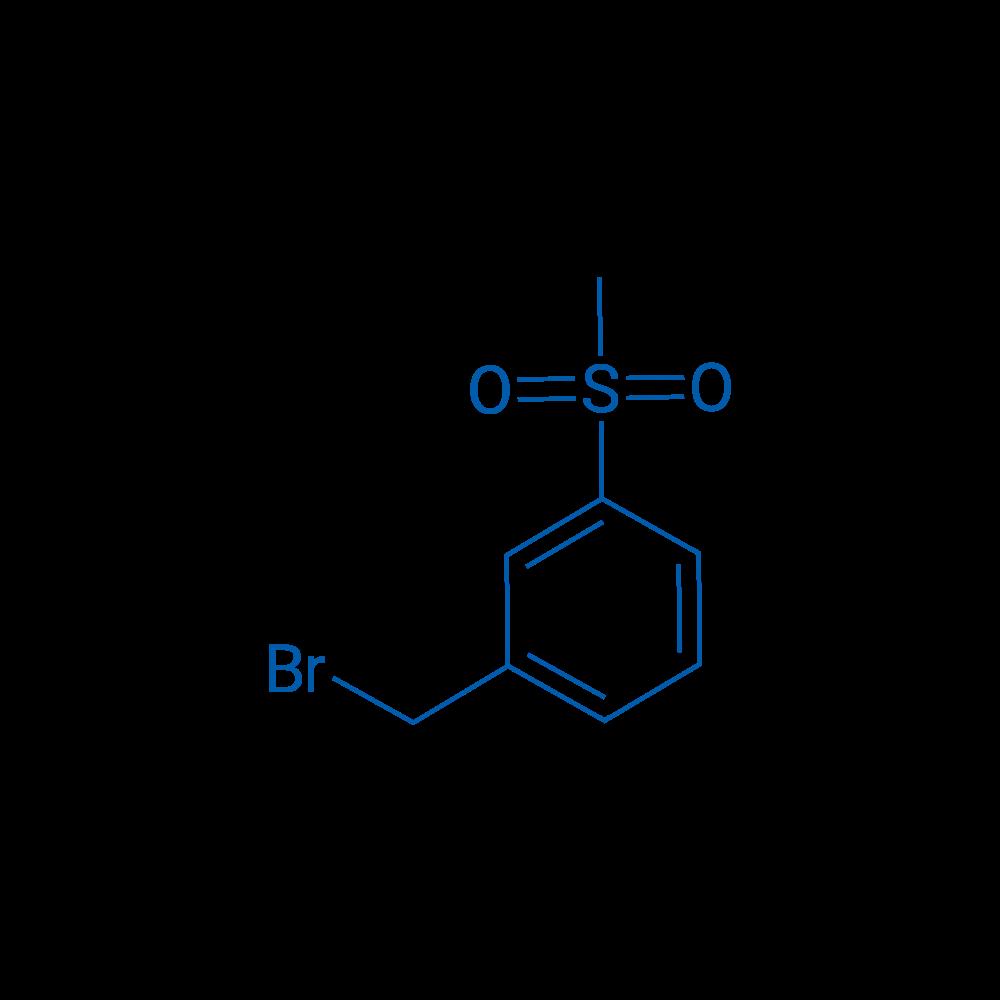 1-(Bromomethyl)-3-(methylsulfonyl)benzene