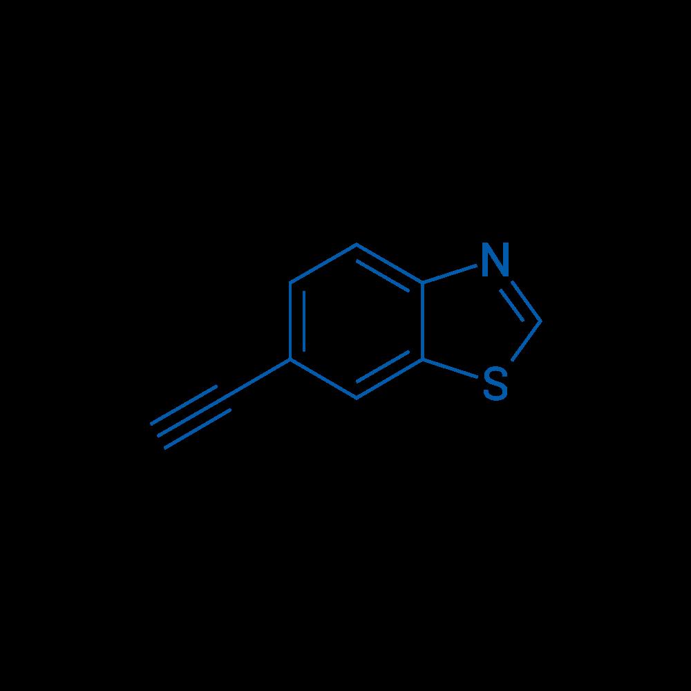 6-Ethynylbenzo[d]thiazole